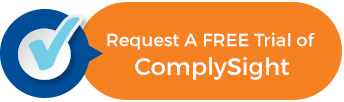 ComplySite Free Trial button